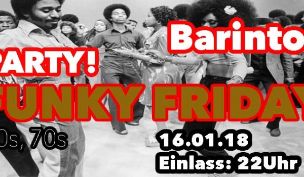 Funky Friday @ Barinton