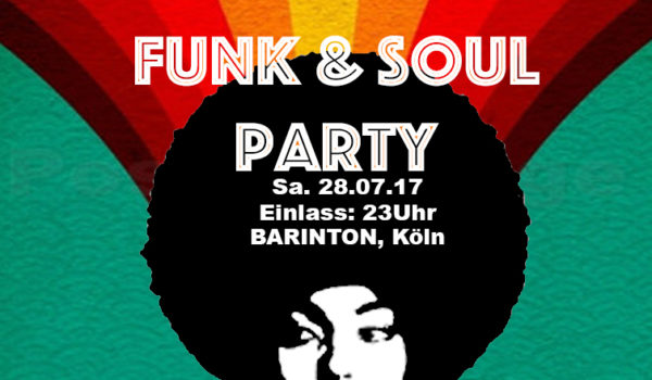 Soul, Funk, Party, Barinton