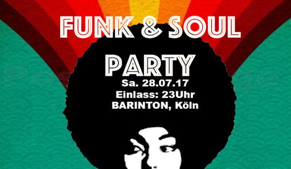 Soul, Funk, Party, Barinton