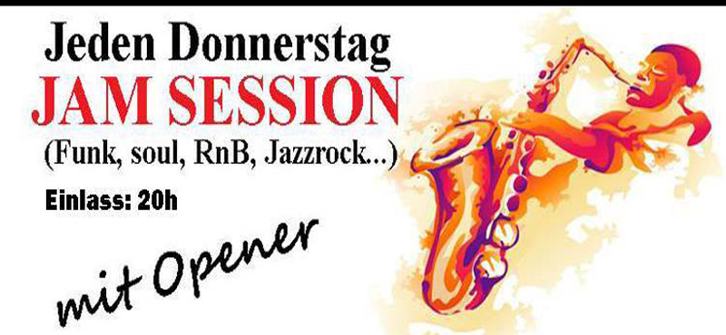 Funk, Soul, Jam Session, Cologne