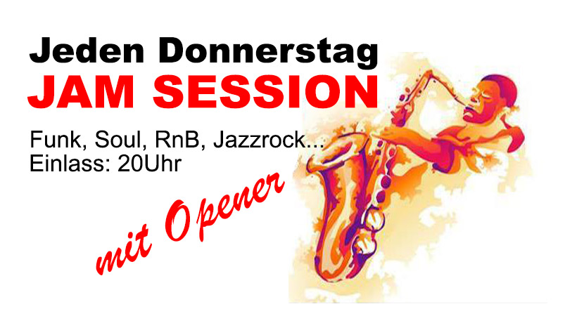 Funk, Soul, Jazzrock Session @ Barinton