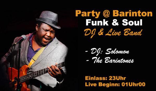 Funk & Soul Band in Barinton