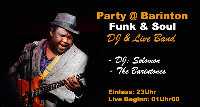 Funk & Soul Band in Barinton