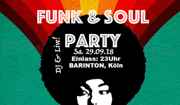 Funk n Soul party Barinton