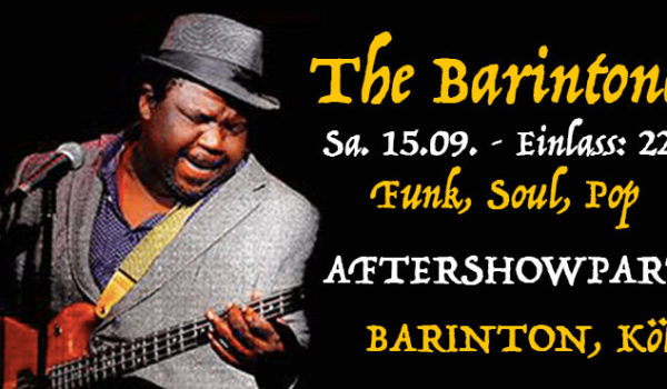 The Barintones @ Barinton
