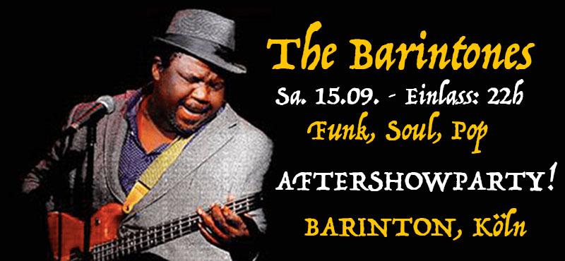 The Barintones @ Barinton