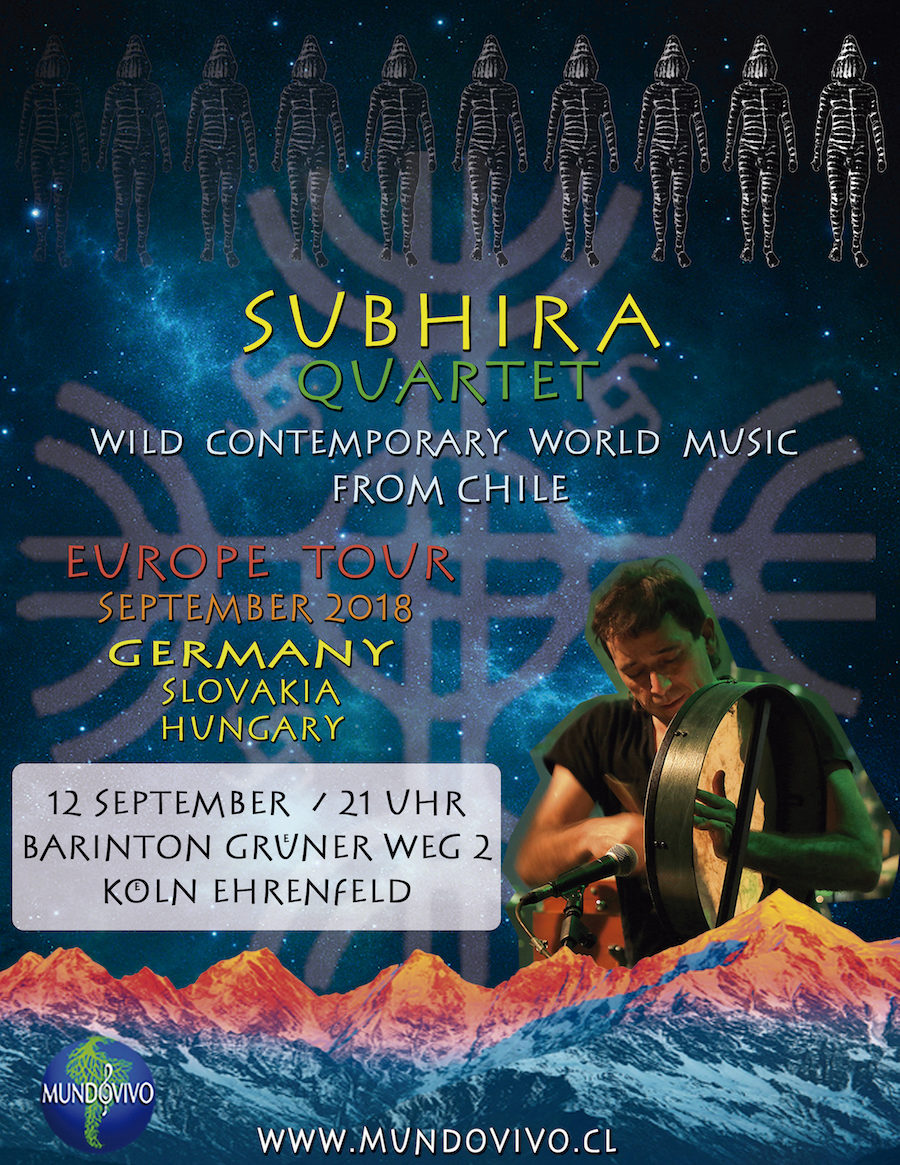 subhira-quartet-band-concert-flyer