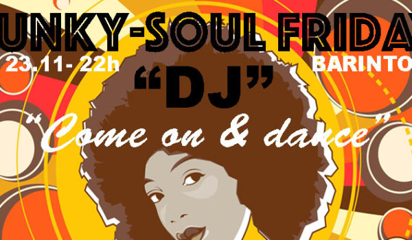 Funky Soul Friday