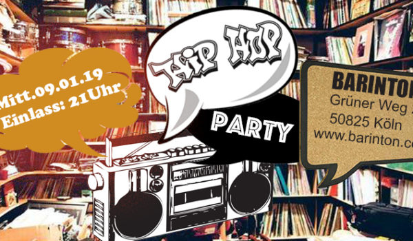 Hip Hop Party Barinton