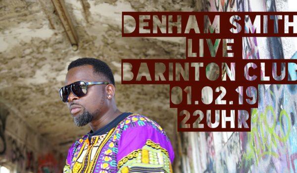 Denham Smith @ Barinton