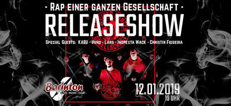 Regs Release party