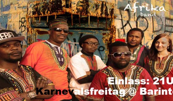 Afrikano live @ Barinton HP