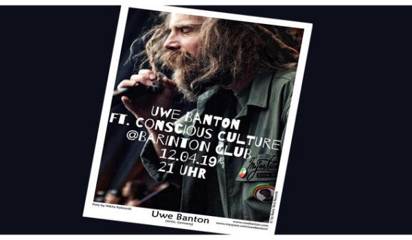 Uwe Banton @ Barinton