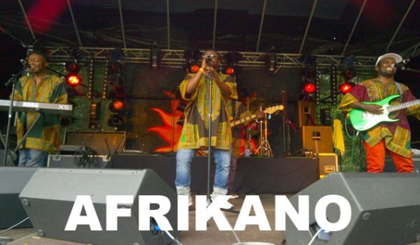 Afrikano @ Barinton