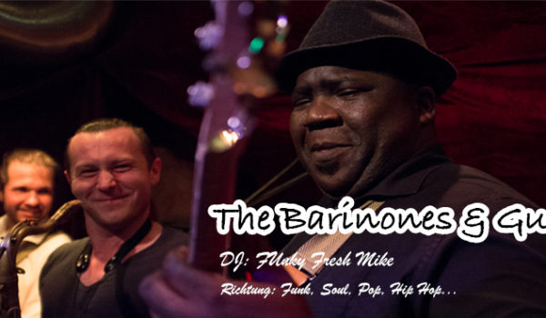 The Barintones & Guests