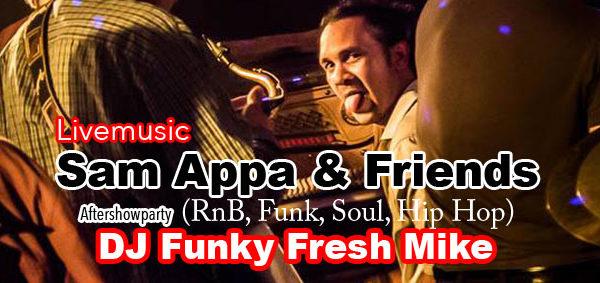 Sam Appa & Friends