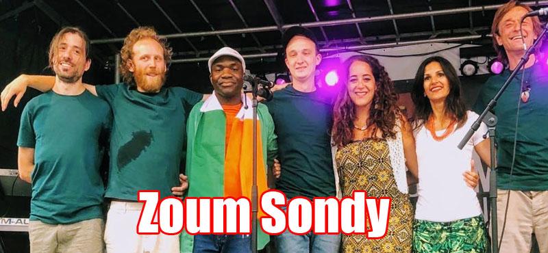 Zoum Sondy @ Barinton