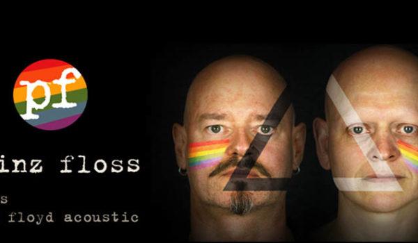 Prinz Floss singt Pink Floyd