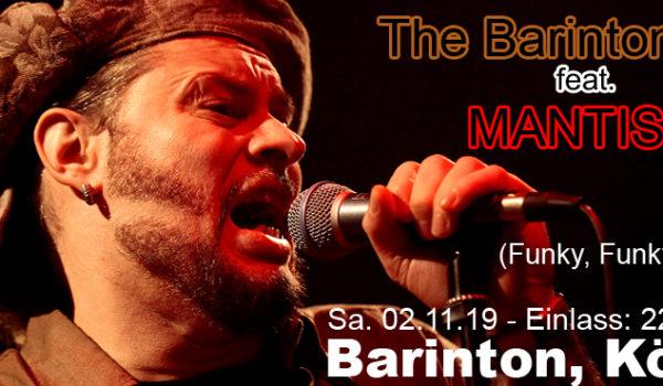 Mantis @ Barinton
