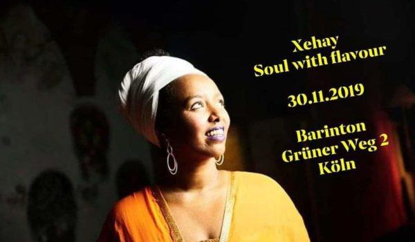 xehay #soulwithflavour @Barinton