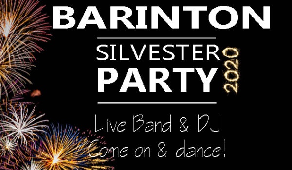 Silvester party @ Barinton