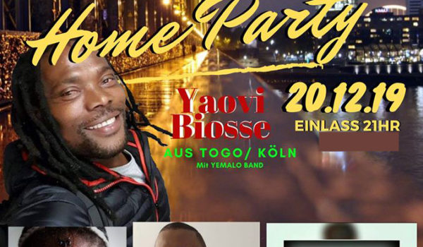 Welcome Home Party 2019