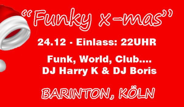 X-mas Party @ Barinton