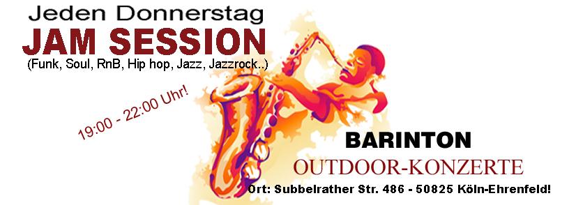 Barinton Outdoor Jam Session