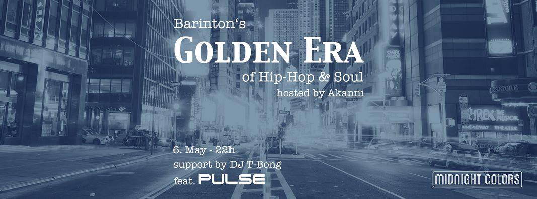 Barinton's Golden Era May Edition