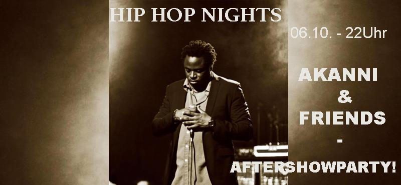 Hip Hop Nights @ Barinton