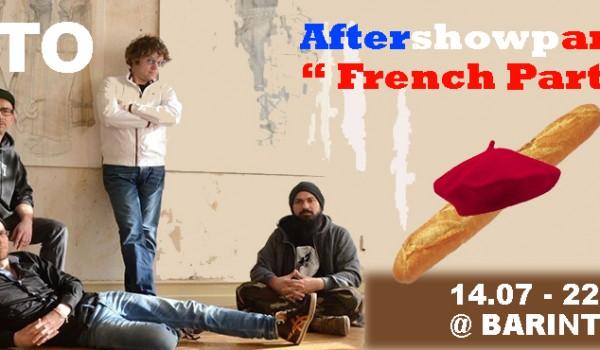 CTO live @ Barinton-Frenchparty