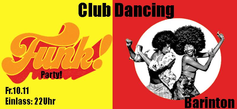 Club Dancing @ Barinton