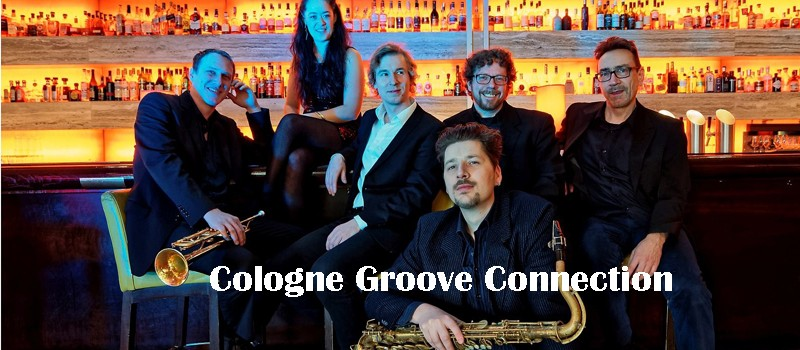 Cologne Groove Connection @ Barinton