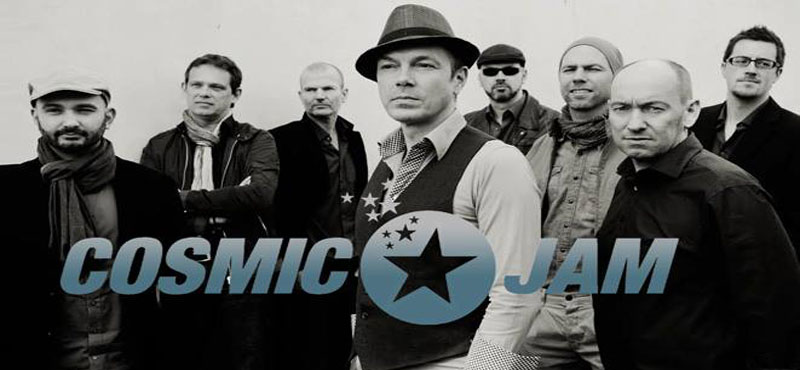 Cosmic Jam live @ Barinton