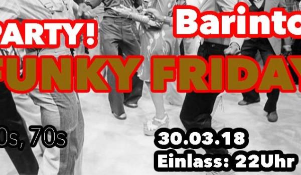 Funky Friday @ Barinton