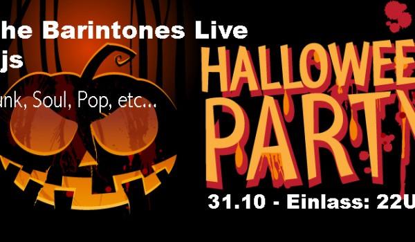 Halloween Party @ Barinton
