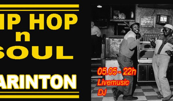 Soul, Hip Hop Funk