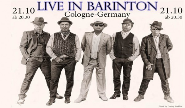 Hop Stop Banda live @ Barinton