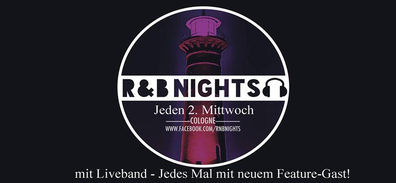 RnB NIGHTS @ BARINTON