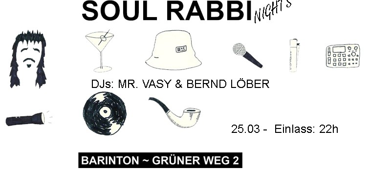 Soul Rabbi @ Barinton