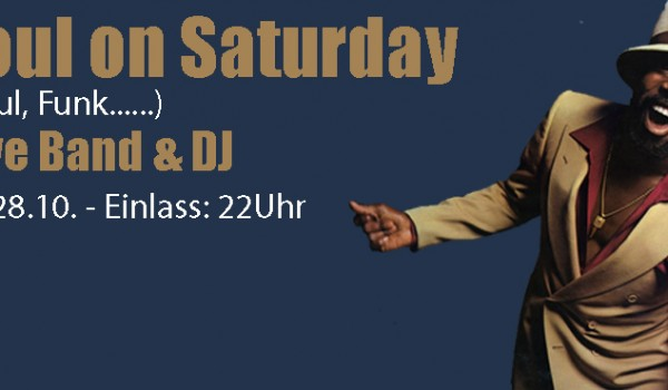 Soul on Saturday @ Barinton