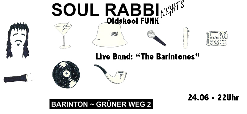 Soul Rabbi Nights