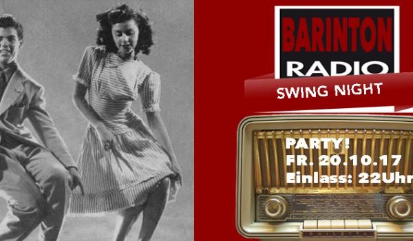 Swing n Balkan Party @ Barinton