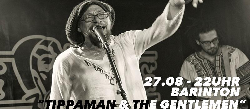 Tippaman & The Gentlemen @ Barinton