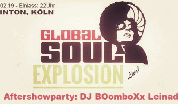 Global Soul Explosion Barinton