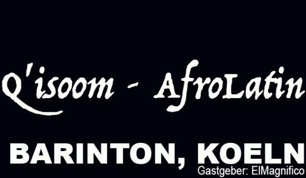 Q'isoom - AfroLatin