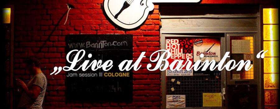 Barinton Live Music Club